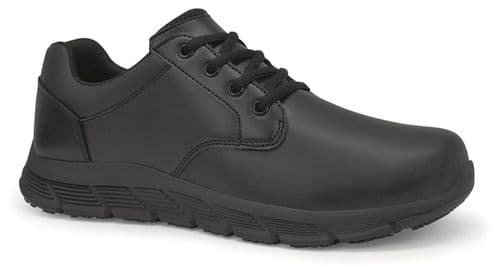 Shoes For Crews Saloon II Women's Ladies Occupational Fotwear Black